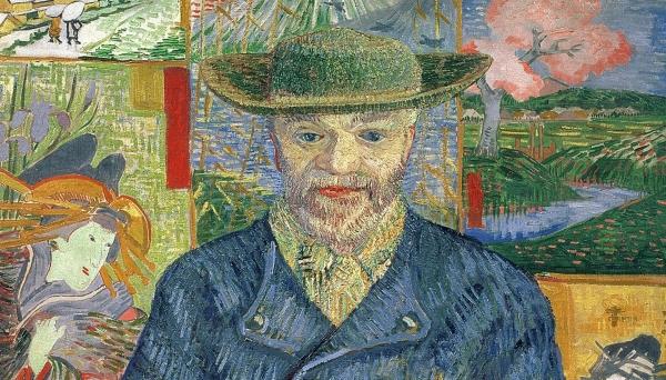 Van Gogh in Japan at the Hop