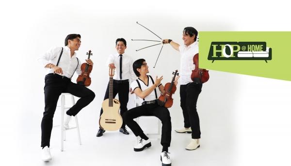 Hop@Home: Villalobos Brothers