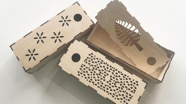Laser Box Making