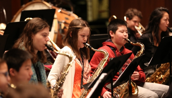 Youth Wind Ensemble - Hopkins Center at Dartmouth
