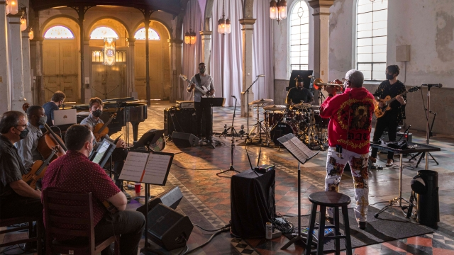 Terence Blanchard featuring the E-Collective & Turtle Island Quartet