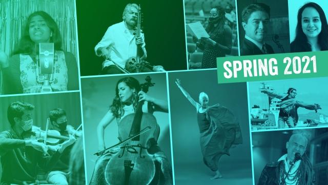 Spring Hop@Home