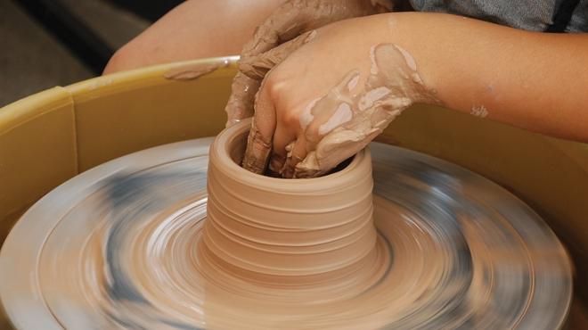 Ceramics at the Hop