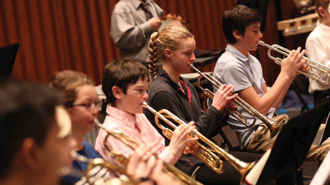 Youth Wind Ensemble