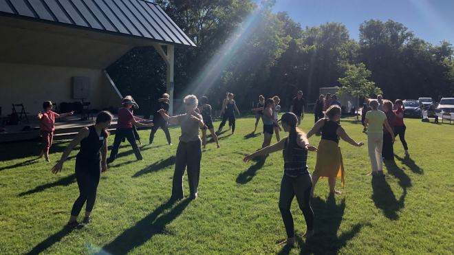 Big Move: Pilobolus Workshop