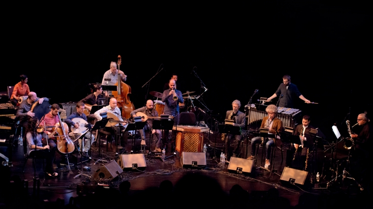 Amir ElSaffar and the Rivers of Sound Orchestra