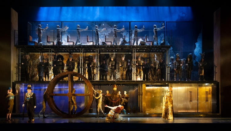 The Met Opera in HD: Akhnaten