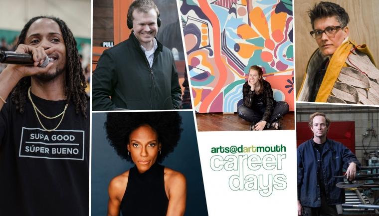 Arts at Dartmouth Career Days