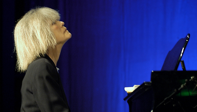 Carla Bley at the Hop