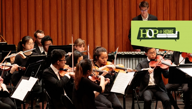 Hop@Home: Dartmouth Symphony Orchestra Watch Party