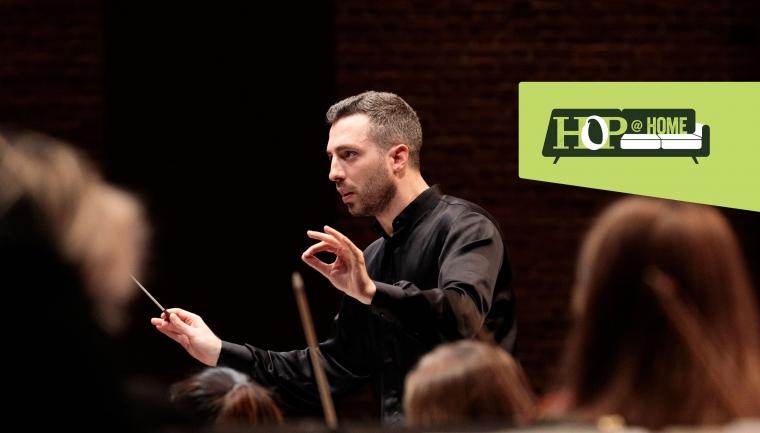 Hop@Home: Filippo Ciabatti pre-show talk