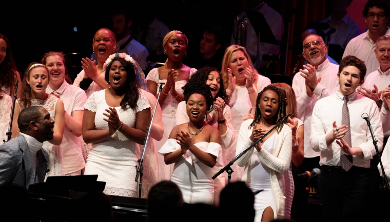 Dartmouth College Gospel Choir Spring 2020