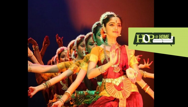 HopStop: Diwali Dance Celebration
