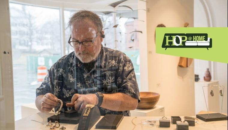 Jewelry Workshop with Jeff Georgantes