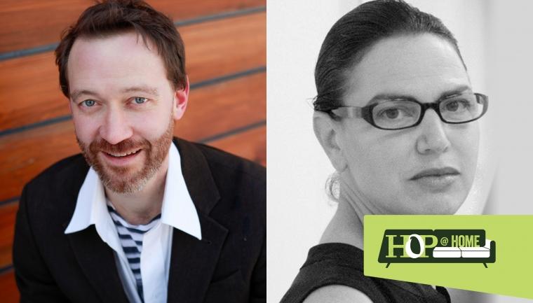 John Heginbotham and Rebecca Stenn