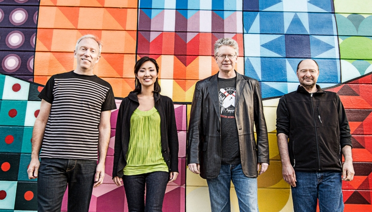 Kronos Quartet at the Hop