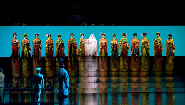 The Met Opera in HD: Madama Butterfly