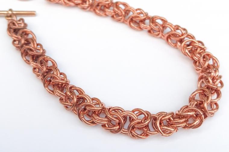 Linked Bracelet - Jewelry Studio