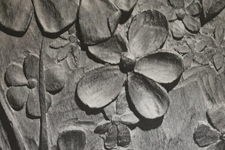 Bas-Relief Carving - Woodworking