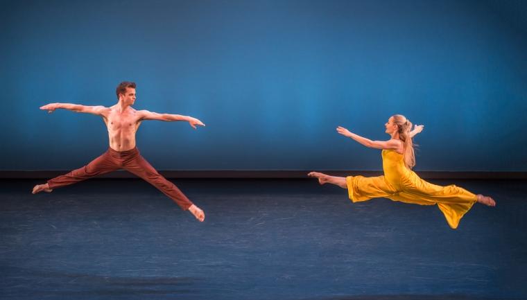 Martha Graham Dance Company at the Hop