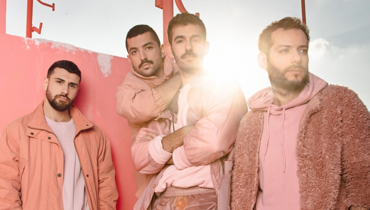 Mashrou Leila at the Hop