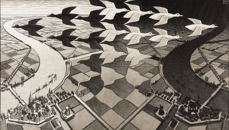 MC Escher: Journey to Infinity