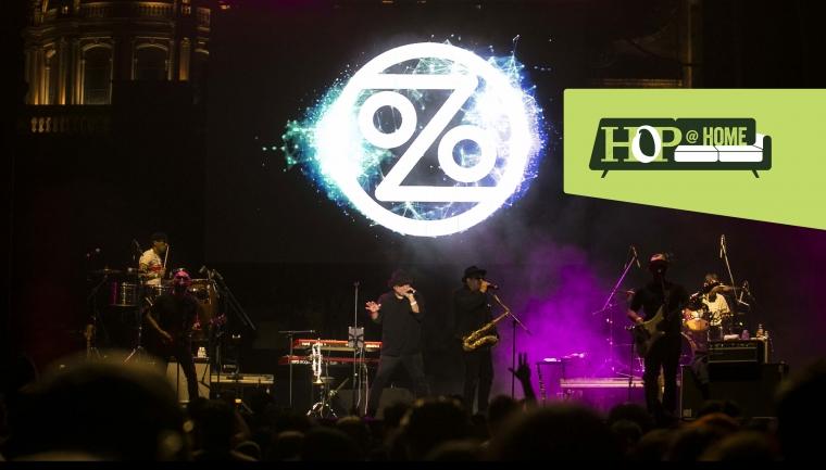 Hop@Home: OzoKids