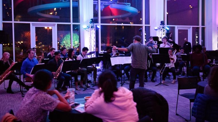 Thursday Night Live: Coast Jazz Orchestra