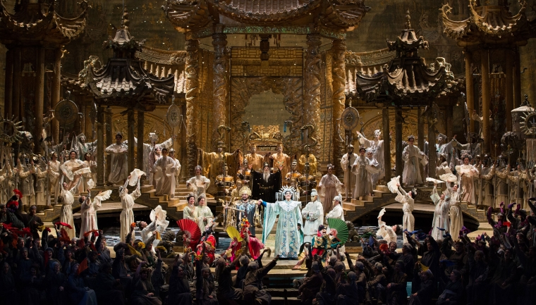 The Met Opera in HD: Turandot