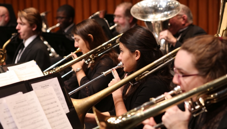 Dartmouth College Wind Ensemble Fall 2019
