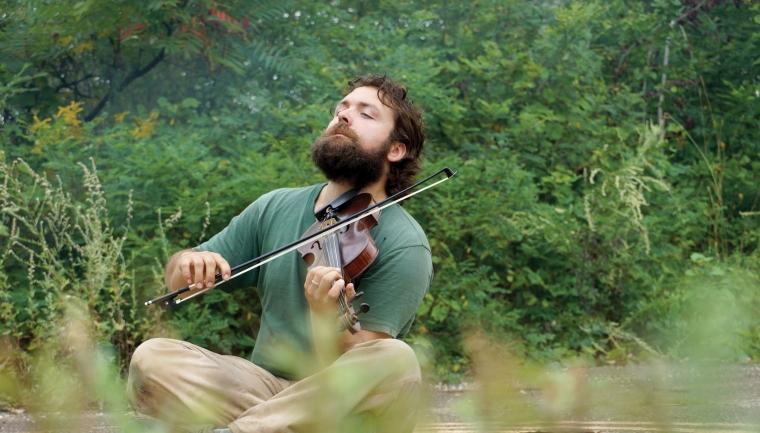HopStop: Fiddler Patrick Ross
