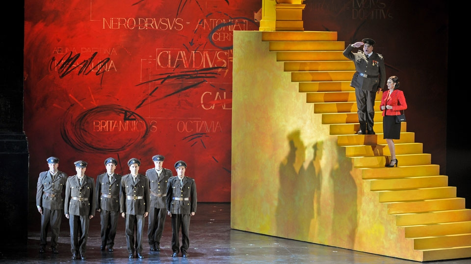 The Met Opera in HD: Agrippina image 1