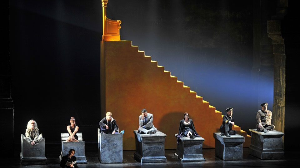 The Met Opera in HD: Agrippina image 2