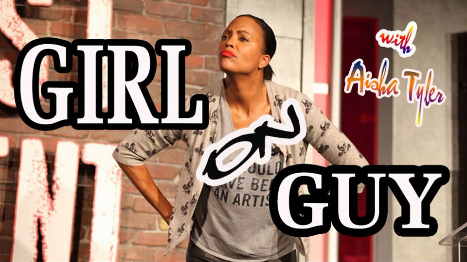 Hop@Home: Live Chat with Aisha Tyler '92 gallery
