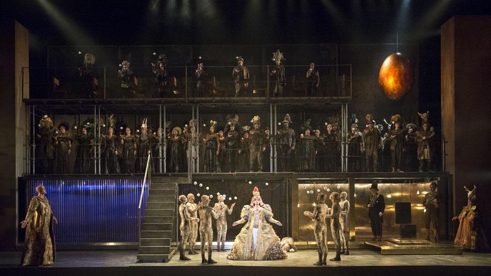The Met Opera in HD: Akhnaten image 5