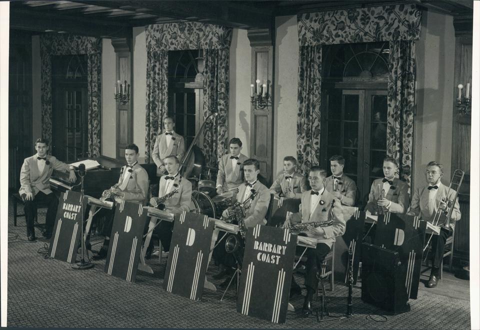 Barbary Coast Orchestra - 1939