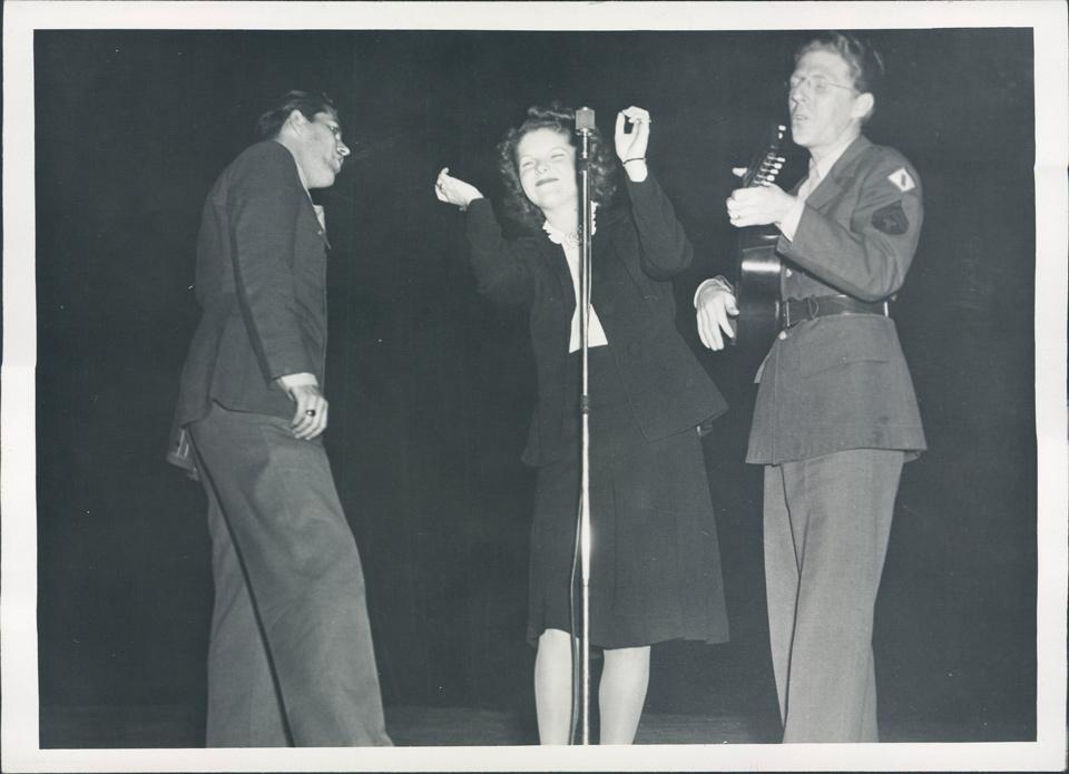 Barbary Coast Orchestra - 1944