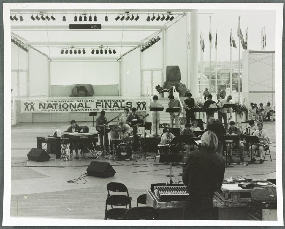 Barbary Coast Orchestra - 1986