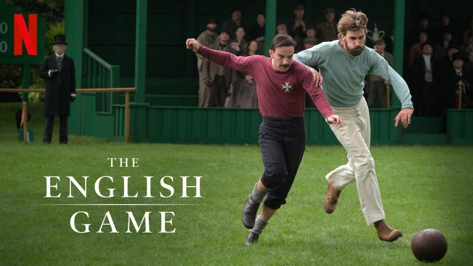 English Game title card
