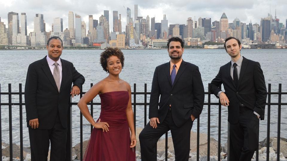 Imani Winds and Harlem Quartet image 1