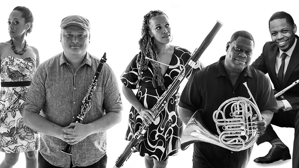 Imani Winds and Harlem Quartet image 2