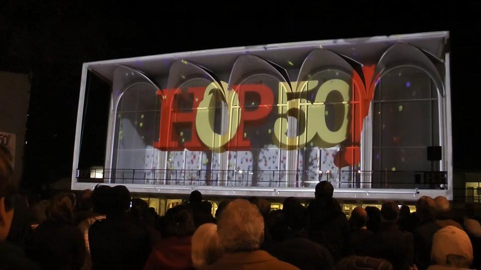 Hopkins Center 50th Anniversary