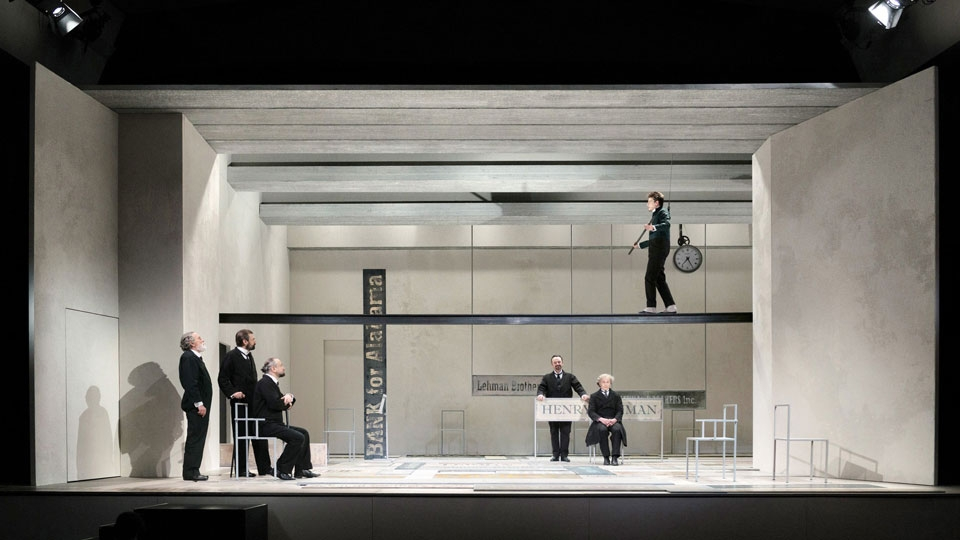 The Lehman Trilogy image 1