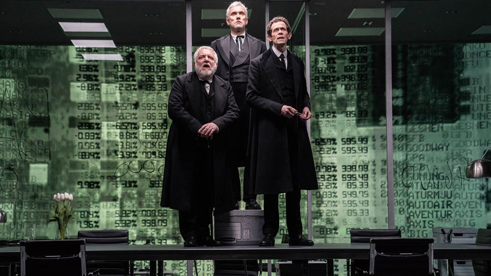 The Lehman Trilogy trailer