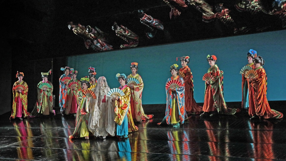 The Met Opera in HD: Madama Butterfly image 1