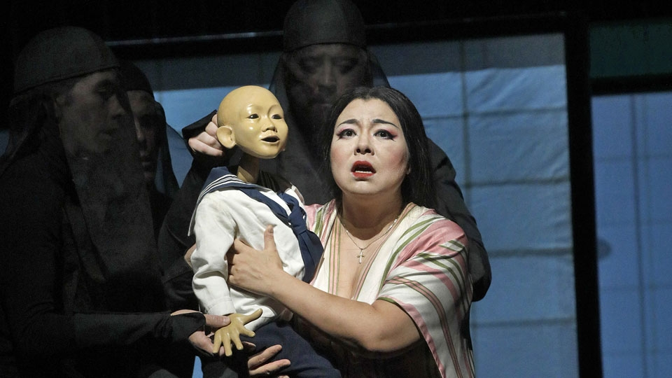 The Met Opera in HD: Madama Butterfly image 2