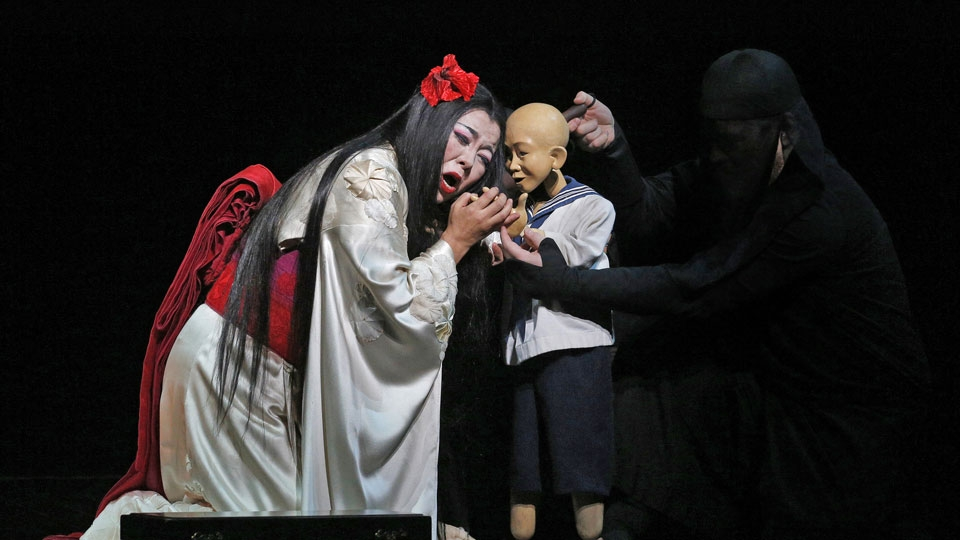 The Met Opera in HD: Madama Butterfly image 3