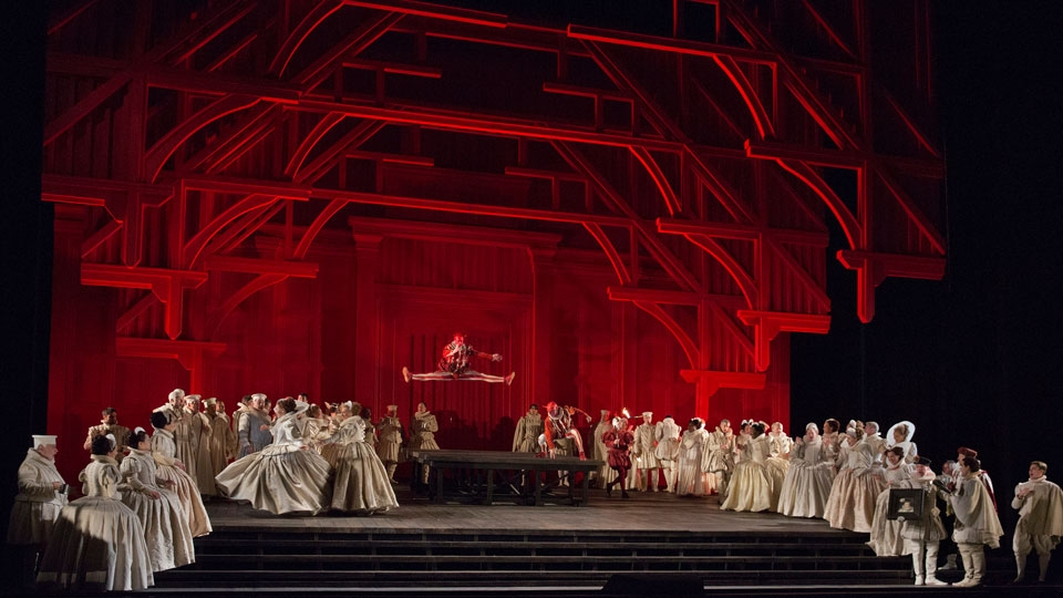 The Met Opera in HD: Maria Stuarda image 1