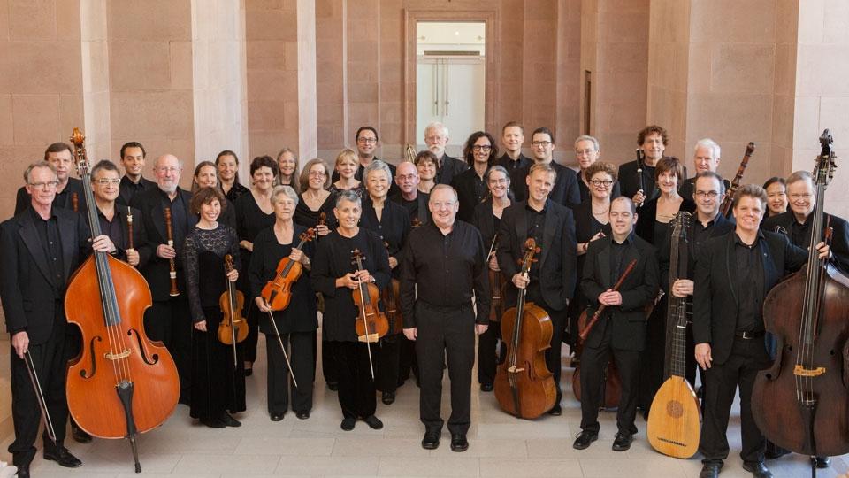 Philharmonia Baroque Orchestra image 2