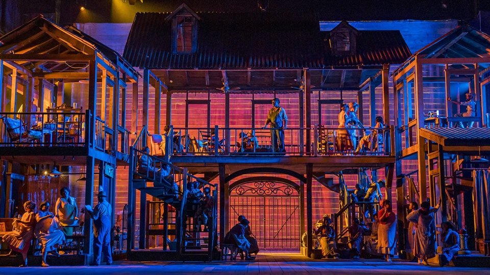 The Met Opera in HD: Porgy and Bess image 1
